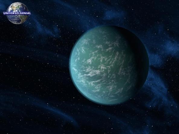 Por que os planetas tem formato esférico?