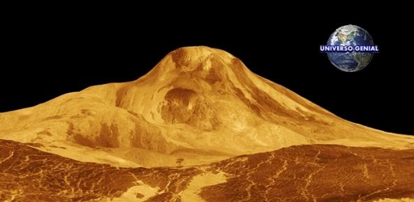 Montanha-em-Vênus