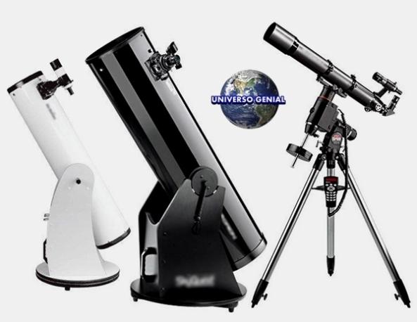Telescopios_Varios