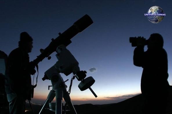Oito motivos para estudar Astronomia.