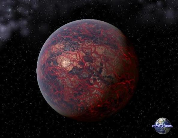 Alpha Centauri, a estrela mais próxima do Sistema Solar.
